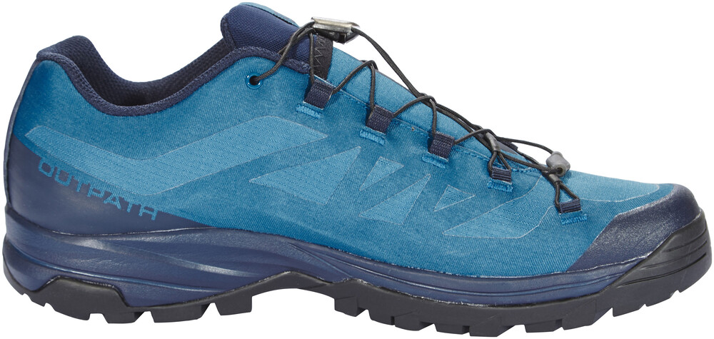 OUTPATH - Hikingschuh - moroccan blue/night sky/black zgWVp